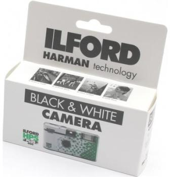 ILFORD Jetable Flash HP5 400