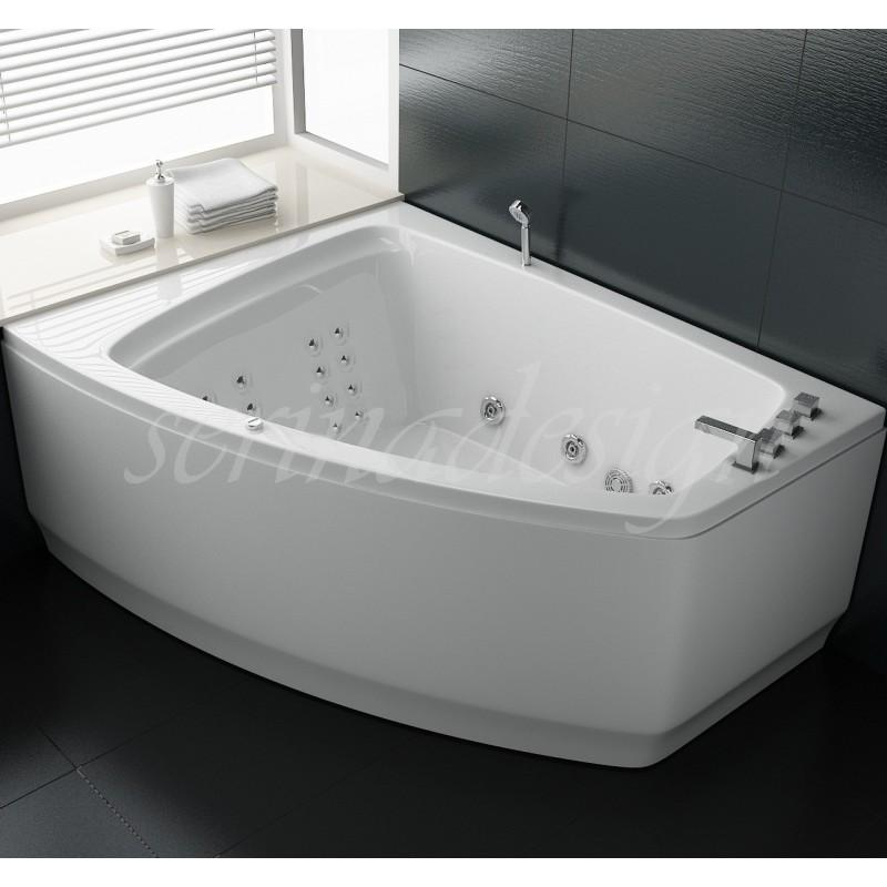 comparatif baignoire balneo elegant baignoire spa jacuzzi duangle maldives notre coup de cur. Black Bedroom Furniture Sets. Home Design Ideas
