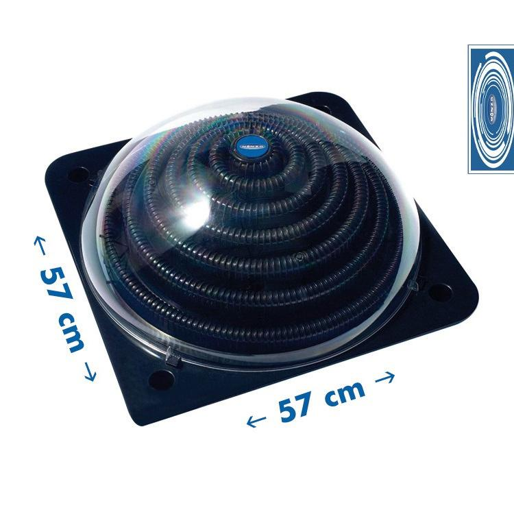 Chauffage guide d 39 achat for Chauffage solaire dome pour piscine