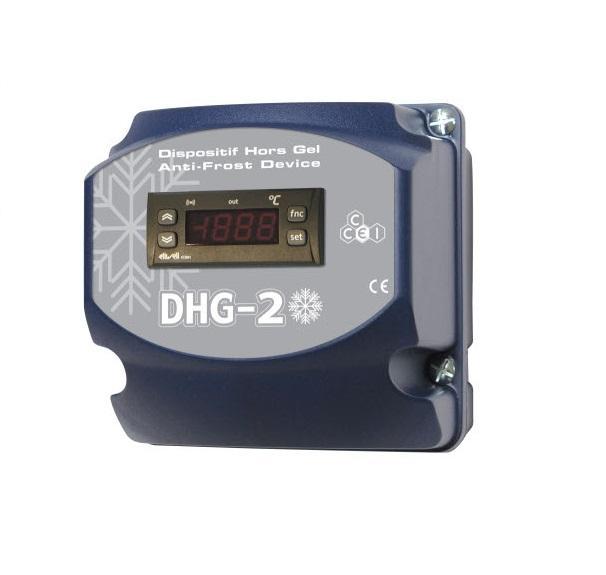 Recherche digital du guide et comparateur d 39 achat for Thermostat hors gel piscine
