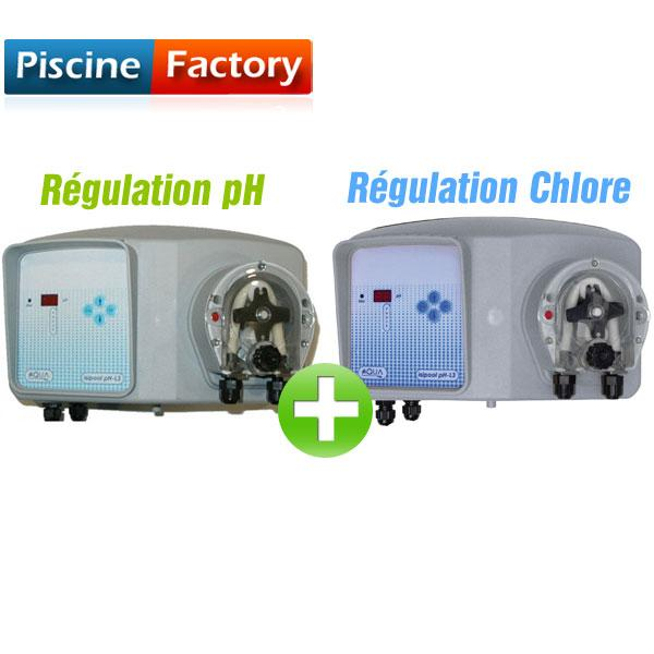 R gulation ph guide d 39 achat for Pompe piscine 80m3