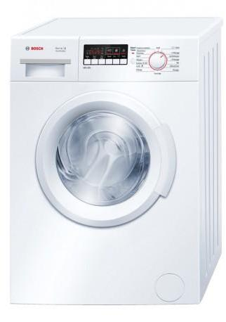 Lave linge cuve inox bosch