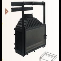 godin pole bois 373106 le petit meleze. Black Bedroom Furniture Sets. Home Design Ideas