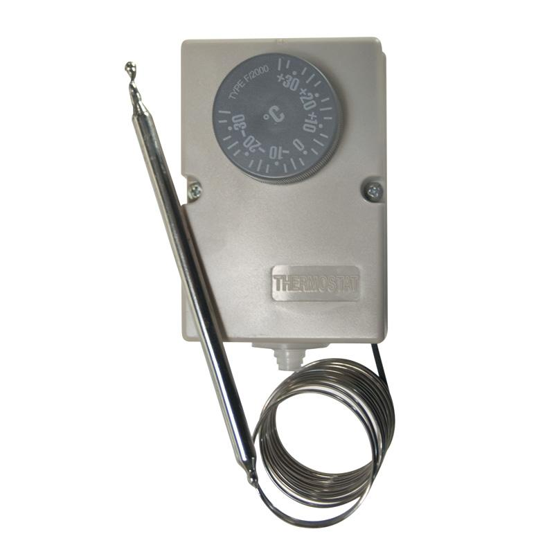 Seuil guide d 39 achat for Thermostat hors gel piscine